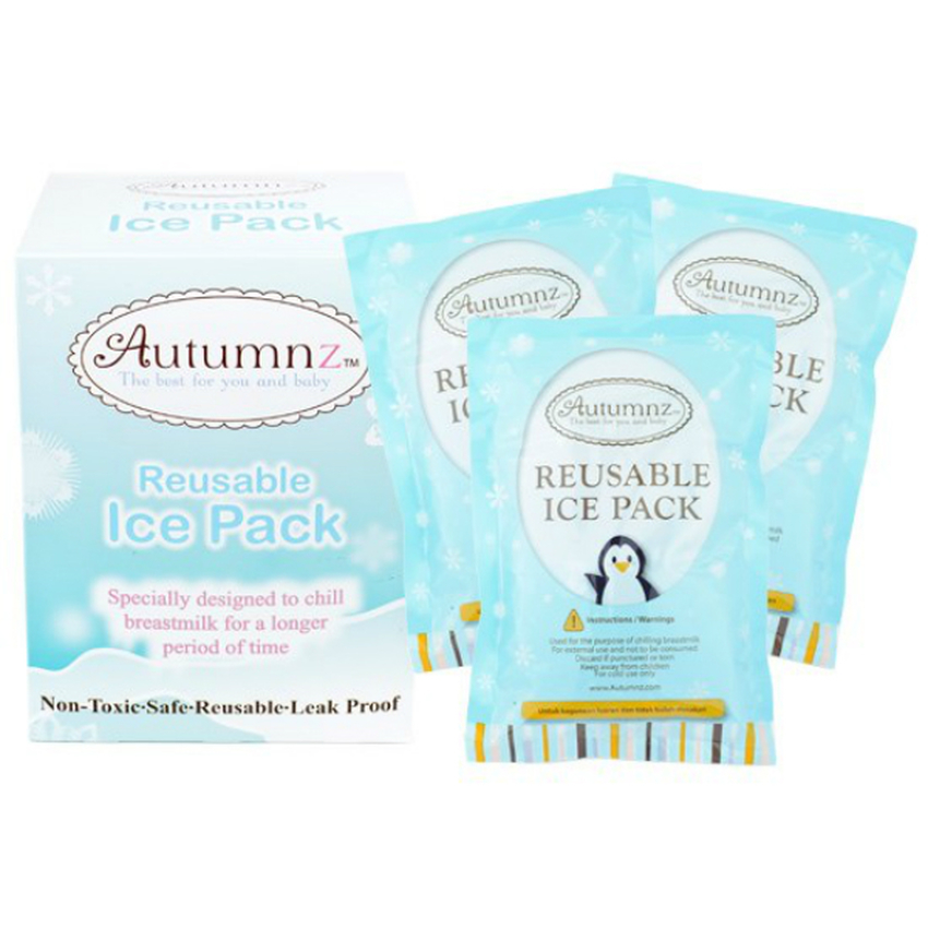 Autumnz – Reusable ice packs (3pcs) | Marissa Shoppe
