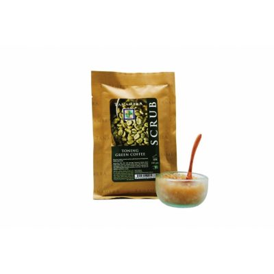 tanamera-toning-green-coffee-scrub-sachet-100g