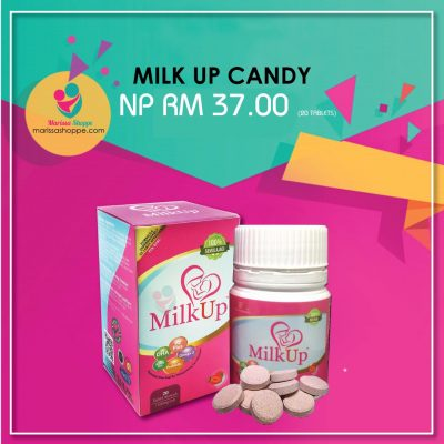 4bcfccac9e7 Milk Up Candy Chewable Tablets (20tab)