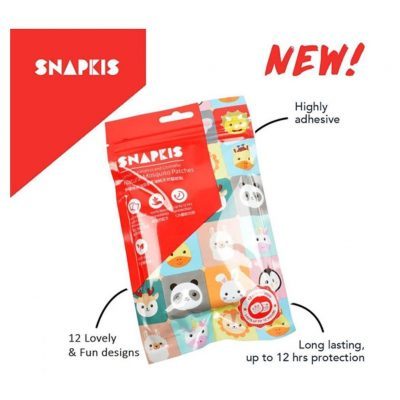 Snapkis Natural Mosquito Patch
